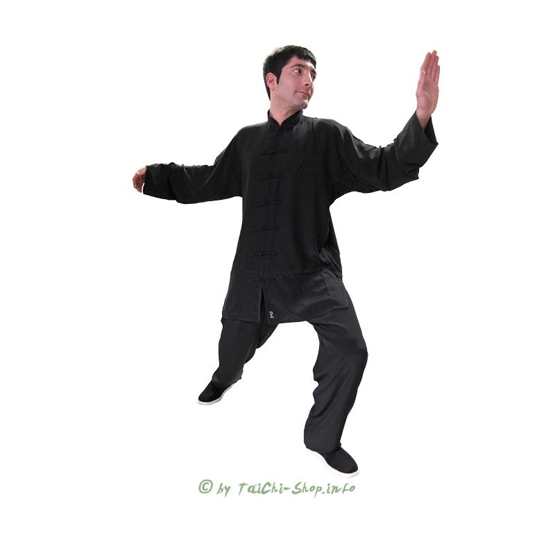 gabory tai chi anzug aus feinster waschseide 178 00. Black Bedroom Furniture Sets. Home Design Ideas