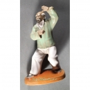 Tai Chi Figur - Versteckte Faust