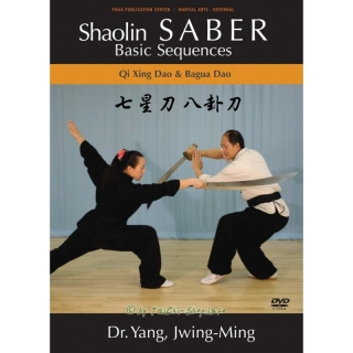DVD: Shaolin Saber - Basic Sequences