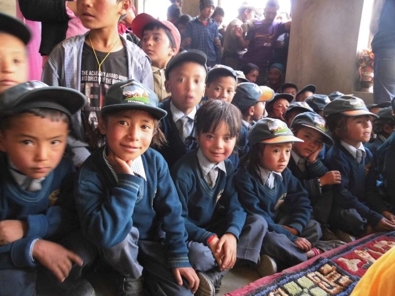 Schule in Bodhkarbu