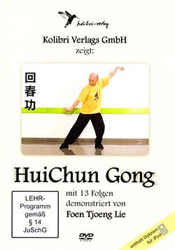 DVD Hui Chun Gong