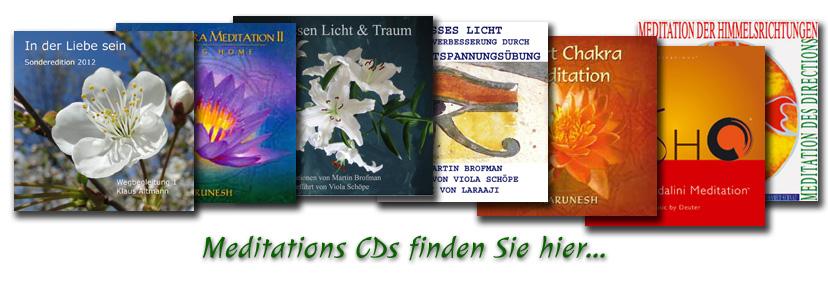 Meditations CDs