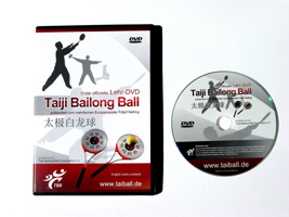 Bailong taiji ball dvd