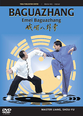 DVD Baghuazhang