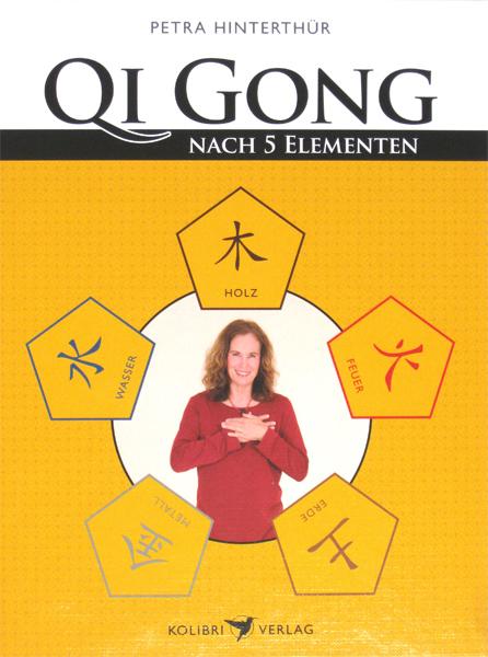 Buch Qigong der fünf elemente
