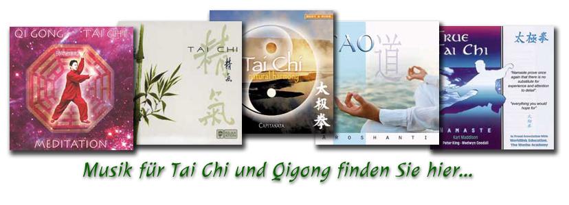 Musik für Tai Chi und Qigong